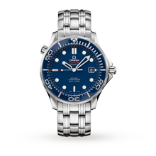 Mens Watches - Omega Seamaster 300M Gents Watch - 212.30.41.20.03.001