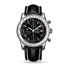 Mens Watches - Breitling Navitimer World Mens Watch - A24322C