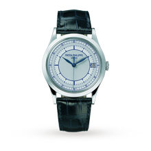 Mens Watches - Patek Philippe Gents Calatrava Automatic Watch - 5296G-001