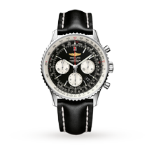 Mens Watches - Breitling Navitimer 01 Mens Watch - AB012012/BB01435X